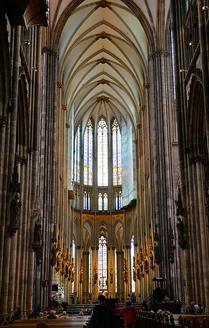 Cologne Cathedral Interior Flickr Photo Sharing
