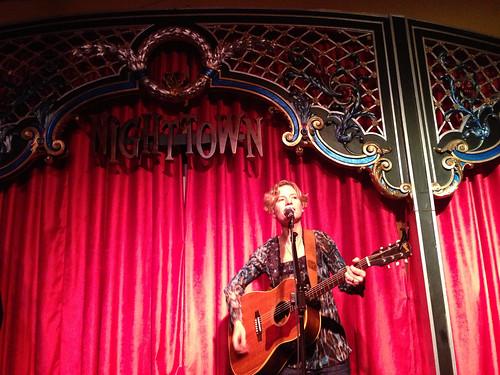 Catie Curtis (11/20/12)