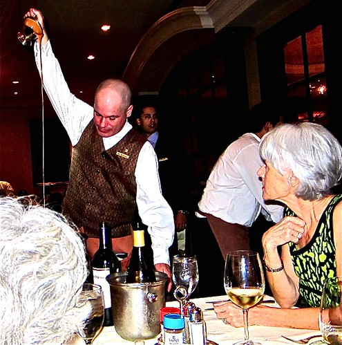 waitr Joe and sald dressing