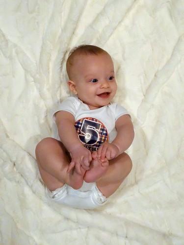 Luca 5 Months 3