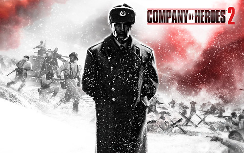 Gameplay Teaser Trailer for Company of Heroes 2 Revealed