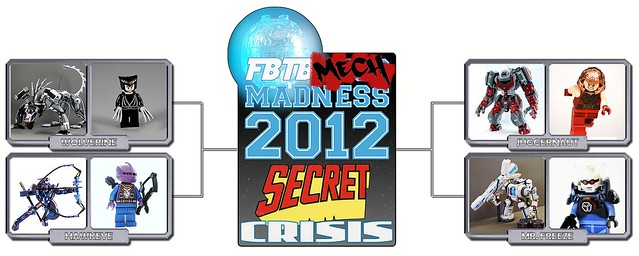 Mech Madness 2012 Final Four