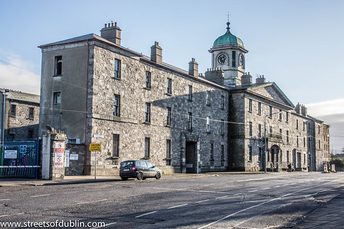 The administration annexe of St. Brendan's Psychiatric Hospital, Grangegorman, formerly the Richmond General Penitentiary by infomatique