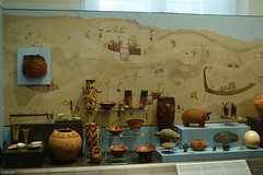 Pre-Dynastic Egypt Exhibit