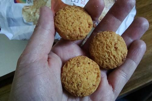 MiDiabetes lo prueba: Biscuit de zanahoria Ecovida.