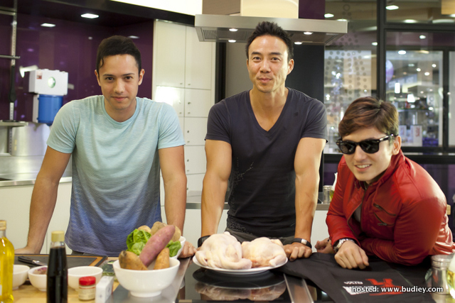 Hot Guys Who Cook 2_Paolo Gonzalez_Allan Wu_Zain Saidin
