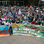 Nurses bring U.S. support for Robin Hood tax to global union movement