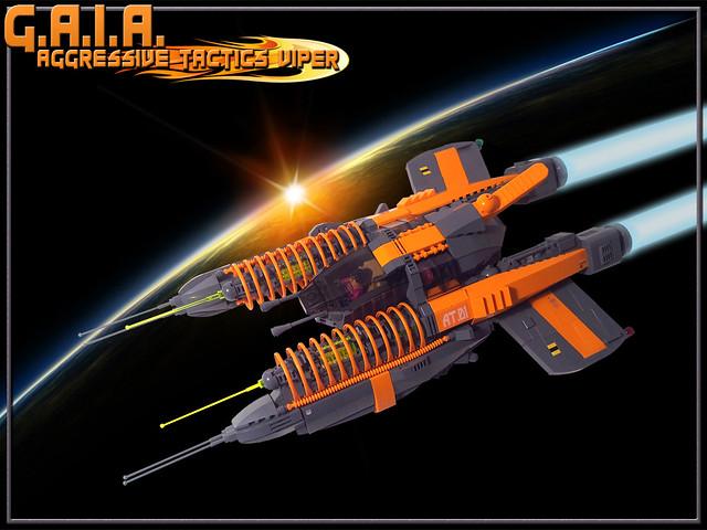 GAIA Aggressive Tactics Viper