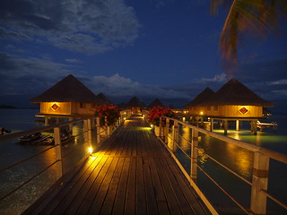 Over Water Bungalows | PB252039