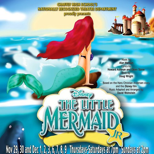 Disney The Little Mermaid High School Musical in Ontario, California