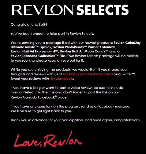 Revlon Selects