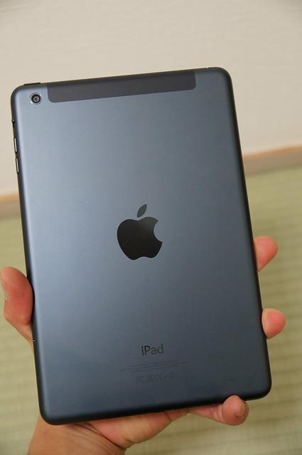 iPadmini裏側