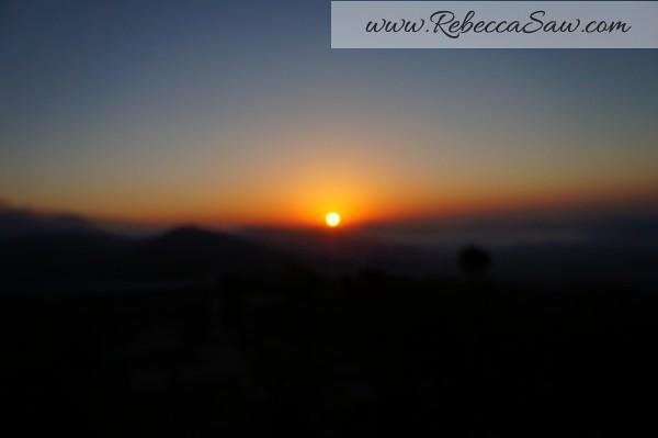 Sarangkot Nepal - sunrise pictures - rebeccasawblog-007
