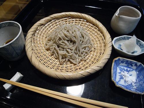 蕎麦・菜食『一如庵』@宇陀市-14