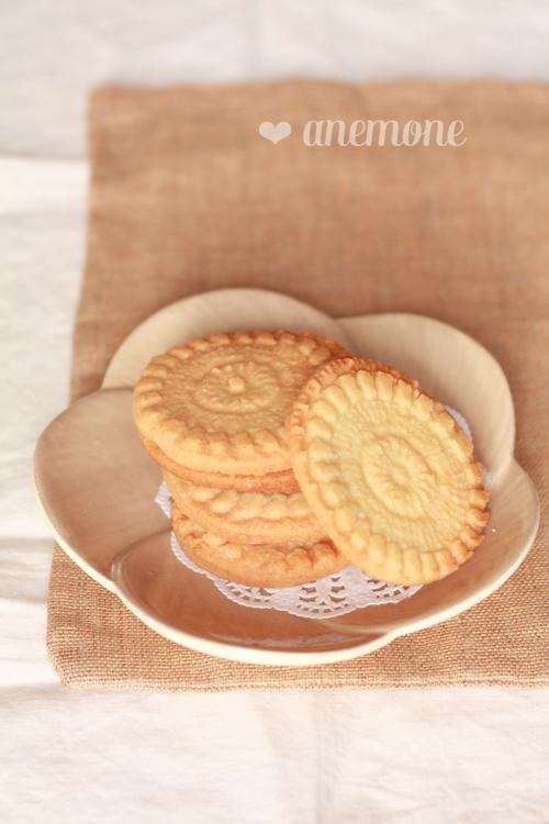 Doily cookies