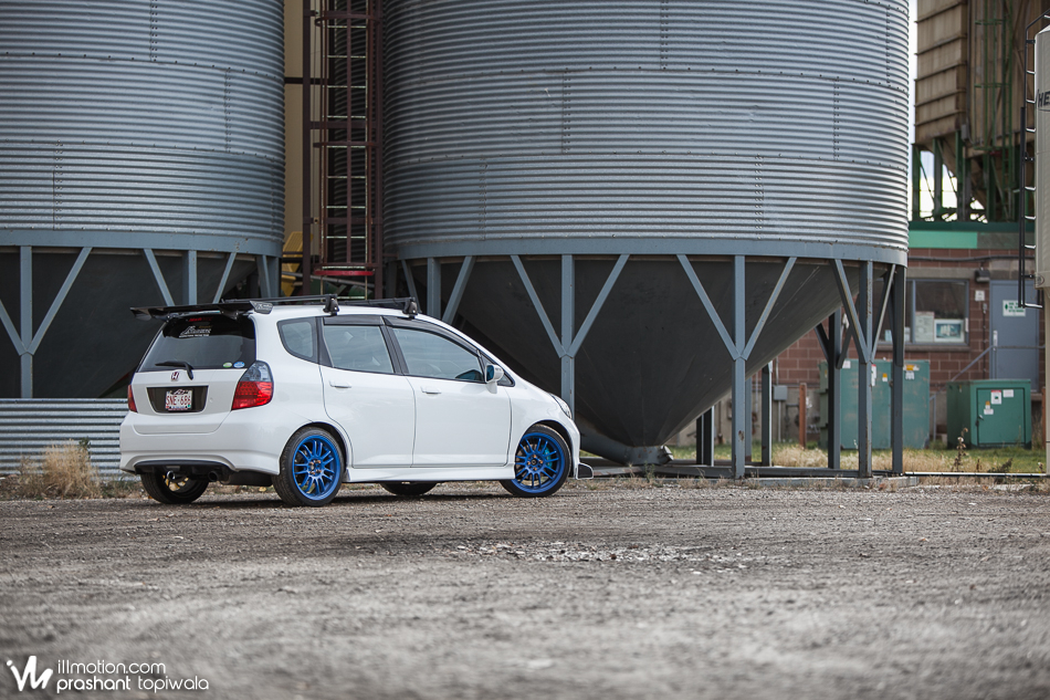 """Meticulous Attention To Detail Is An Understatement When It Es Daniel's Honda Fit As The Interior Underwent A Plete """"jdm"""" Make Over: Honda Fit Custom Exhaust At Woreks.co"""