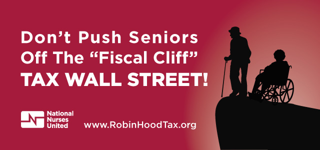 Don't Push Seniors Off the 'Fiscal Cliff'
