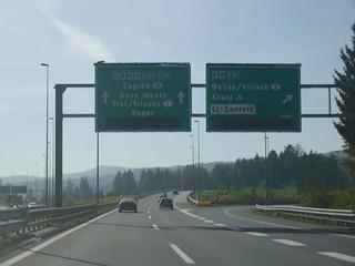 H3 Motorway, Ljubljana, Slovenia