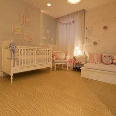 floor, wood, room, property, laminate flooring, bed, interior design, nursery, bedroom, wood flooring, hardwood, flooring,