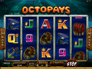Octopays slot game online review