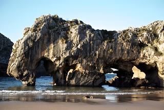 cuevas de el mar