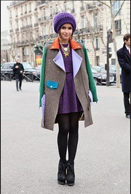 Miroslava Duma Beanie Hat Celebrity Style Women's Fashion