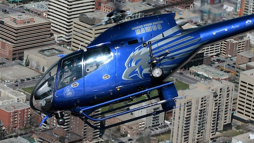 The City of Calgary - Helicopter Air Watch for Community Safety HAWCS