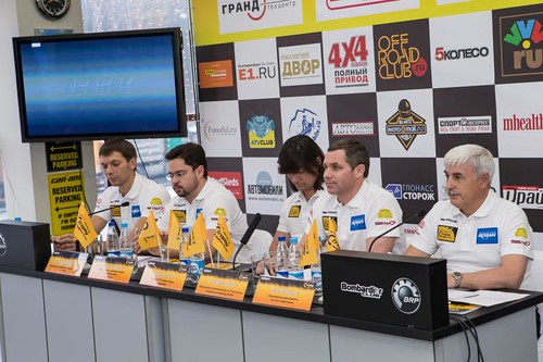 Can-Am Trophy 2013 PressConf