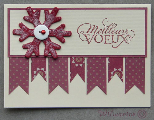 carte Noël 2012