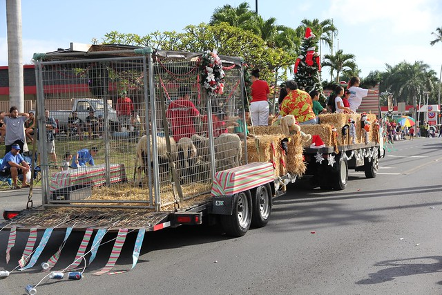 Waimanalo christmas parade 2012 pulpconnection for Waimanalo feed supply
