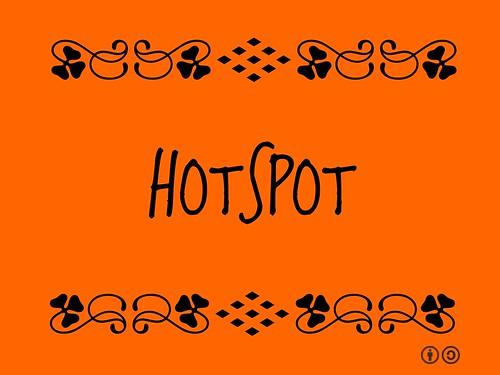 Buzzword Bingo: Hotspot