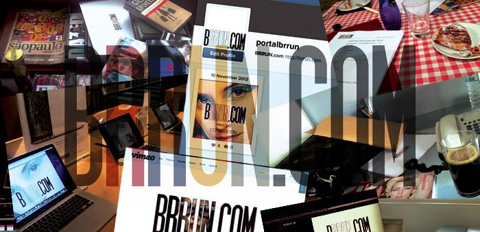 BRRUN.com de roupa e closet novo!
