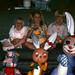 Deanna, Signe & Me, Easter, 1976