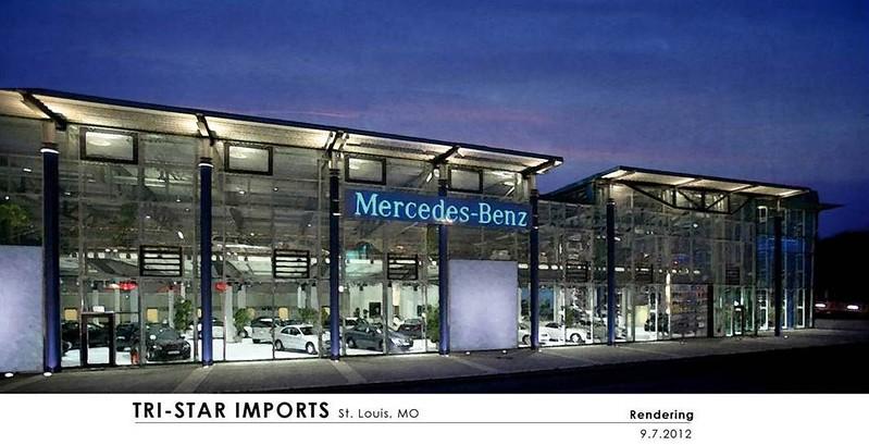 St louis clayton project rundown page 30 for Mercedes benz st louis