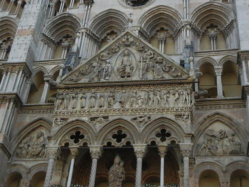 DSCN3748 _ Cattedrale di San Giorgio (Duomo), Ferrara, 17 October