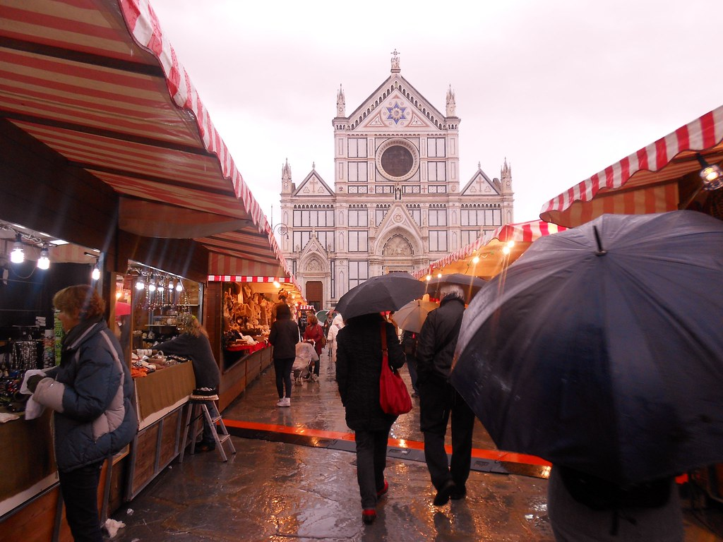 florence christmas markets