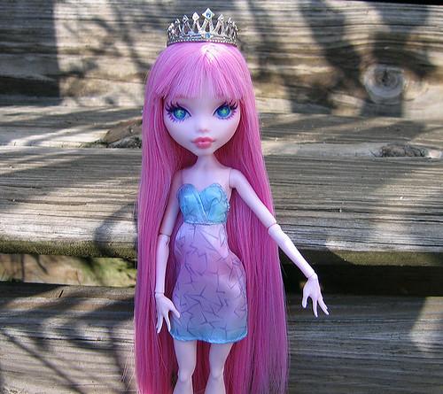 Princess Bubblegum. by Leenechan