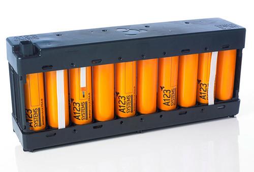 A123 Systems досталась китайцам - обанкротившегося производителя батарей купила Wanxiang