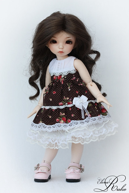 Model №3a (7) for LittleFee with white yoke
