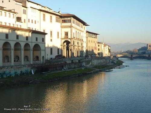 Ponte Vecchio - Vista a Sud-Est