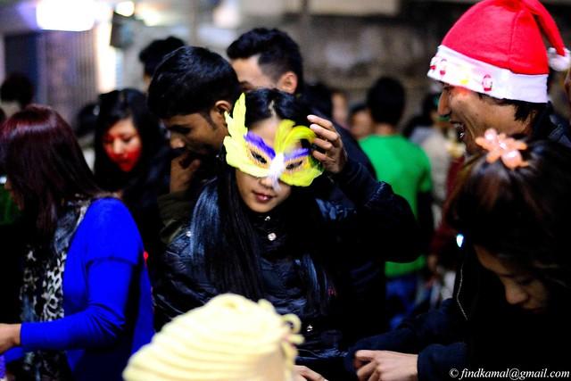Carnival Night !