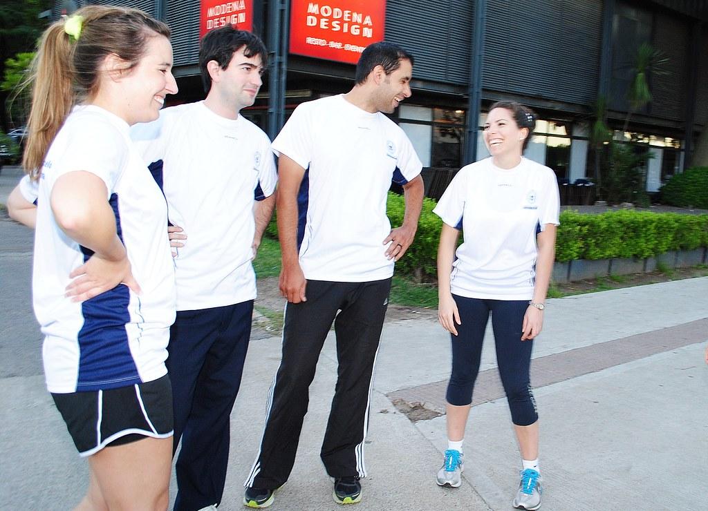 Equipo de Running 2012