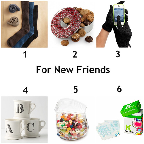 Mrs. Fields Secrets Gift Guide for New Friends