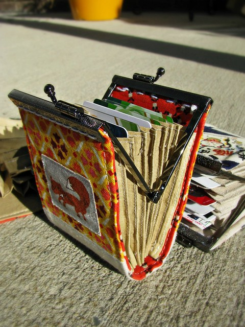 Accordion Card Wallet
