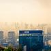 Soaring Jakarta Skyline - Jakarta, Indonesia - Skye Lounge - Fuji X100 by Sparks_157