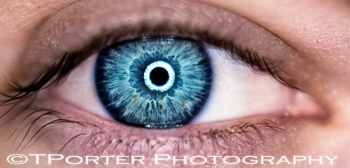 Eyeseeu , eyecatch with ringflash