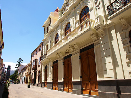Teatro Leal, La Laguna, Tenerife