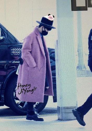 Big Bang - Incheon Airport - 21mar2015 - G-Dragon - honeyjiyong - 01