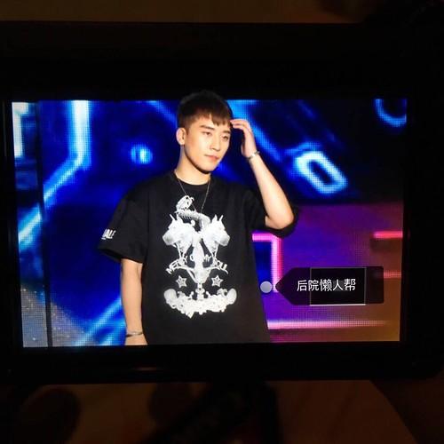 BIGBANG FM Chengdu 2016-07-03 Seungri (4)