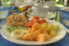 Breakfast in the Tropics